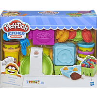 PLAY-DOH Play-Doh Supermarkt Knete, Mehrfarbig