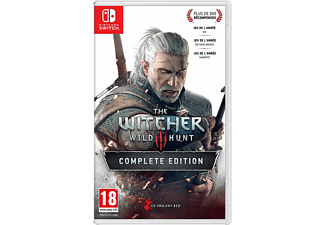 The Witcher 3: Wild Hunt Complete Edition FR Switch