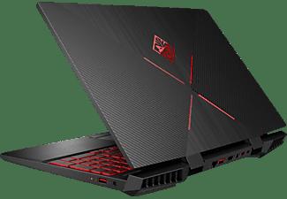 HP OMEN 15-dc1311ng, Gaming Notebook mit 15,6 Zoll Display, Intel® Core™ i5 Prozessor, 16 GB RAM, 512 GB SSD, GeForce GTX 1660 Ti, Schwarz