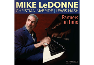 Mike Ledonne - Partners In Time  - (CD)