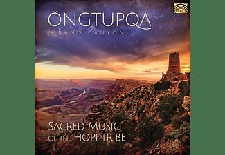 Öngtupqa - Öngtupqa-Sacred Music of the Hopi Tribe  - (CD)