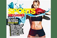 VARIOUS - Sports Megamix 2019.2 Your Workout Favourites [CD]