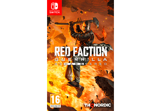 Red Faction Guerilla Re-Mars-Tered Edition FR/UK Switch