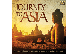 VARIOUS - Journey to Asia  - (CD)