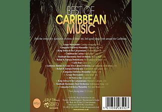 VARIOUS - Best of Caribbean Music  - (CD)
