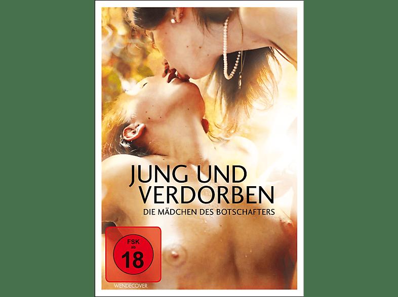 JUNG UND VERDORBEN-DIE MÄDCHEN DES BOTSCHAFTERS [DVD]