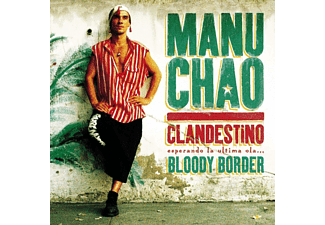 Manu Chao - Clandestino / Bloody Border CD