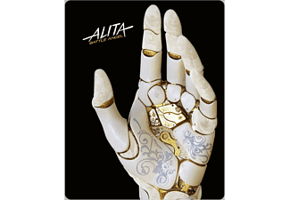 Alita: Battle Angel (Steelbook) (2 Disks) 3D Blu-ray (+2D)