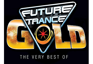 VARIOUS - Future Trance Gold-The Very Best Of  - (CD)