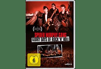 - Spider Murphy Gang - Glory Days of Rock 'n' Roll  - (DVD)