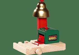 BRIO Magnetisches Glockensignal Eisenbahn Zubehör, Mehrfarbig