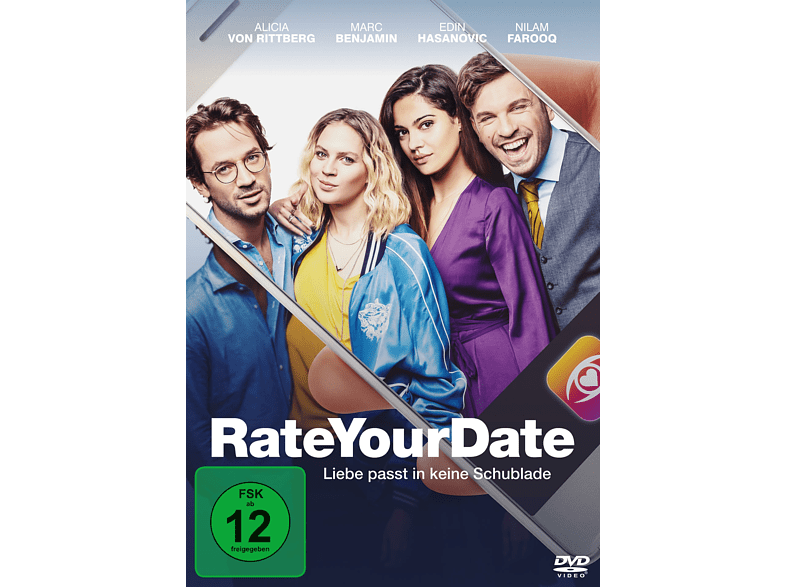 Rate Your Date [DVD]