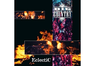 Big Country - Eclectic  - (CD)