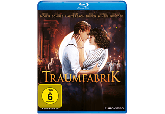 Traumfabrik Blu-ray