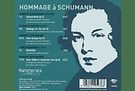 Kammerata Luxembourg - Hommage A Schumann [CD]