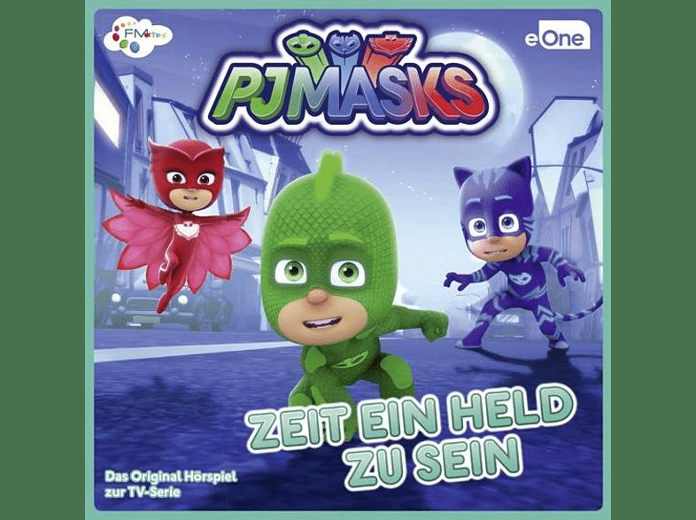 Pj Masks - Zeit Ein Held Zu Sein-Das CD Hörspiel - (CD)