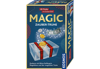 KOSMOS Zauber-Truhe Mitbringexperiment, Mehrfarbig