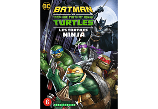 - Batman VS Les Tortues Ninja DVD