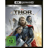 Thor - The Dark Kingdom [4K Ultra HD Blu-ray + Blu-ray]