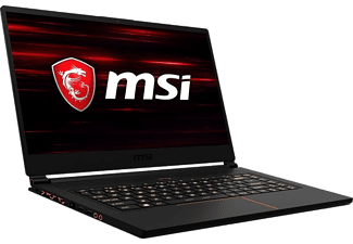 MSI Gaming Notebook GS65 Stealth Thin 8RF, schwarz (0016Q2-078)