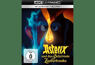 Asterix und das Geheimnis des Zaubertranks 4K Ultra HD Blu-ray + Blu-ray