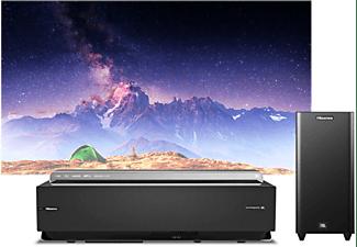 HISENSE H100LDA Laser-TV(UHD 4K, 3000 Lumen)