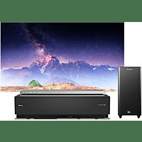 HISENSE H100LDA Laser-TV (UHD 4K, 3000 Lumen, )