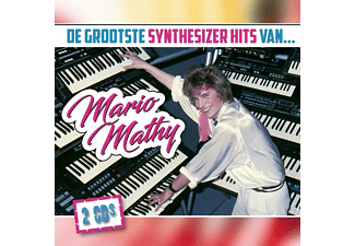 Mario Mathy - De Grootste Synthesizer Hits Van...Mario Mathy CD