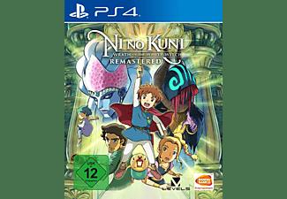 Ni no Kuni: Der Fluch der Weißen Königin Remastered - [PlayStation 4]