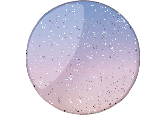POPSOCKETS POPGRIP PREMIUM GLITTER MORNING HAZE Handyhalterung, Mehrfarbig