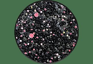 POPSOCKETS POPGRIP PREMIUM SPARKLE BLACK Handyhalterung, Mehrfarbig