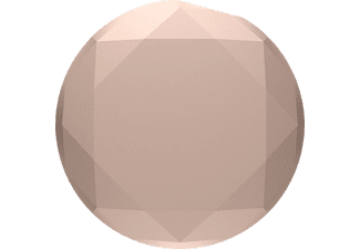 POPSOCKETS POPGRIP PREMIUM METALLIC DIAMOND ROSE GOLD Handyhalterung, Rosé