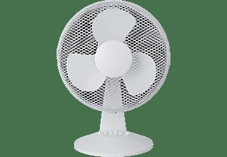 MIDEA Tischventilator, FT 30-16 J  Tischventilator Weiß (30 Watt)