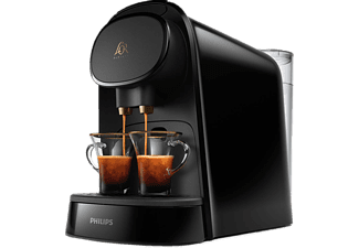 PHILIPS Kaffeemaschine L´OR LM8012/60 Barista Solo, piano black