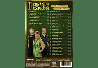 Fernando Express - Träume sind für alle da  - (DVD)