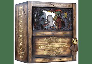 Juego de tronos - Temporada 1-8 (Colección completa) - Ed. Coleccionista - Blu-ray