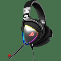 ASUS ROG Delta, Over-ear Gaming Headset Schwarz/ grau