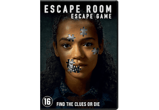 - Escape Room DVD