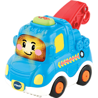 VTECH Tut Tut Baby Flitzer - Abschleppfahrzeug Spielzeugauto, Mehrfarbig