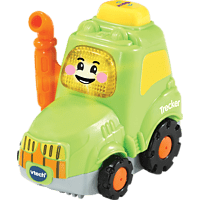 VTECH Tut-Tut Baby Flitzer - Trecker Spielzeugauto, Mehrfarbig
