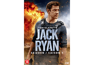 Tom Clancy's: Jack Ryan Saison 1 - DVD