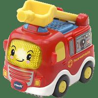 VTECH Tut Tut Babyflitzer - Feuerwehrauto Spielzeugauto, Mehrfarbig