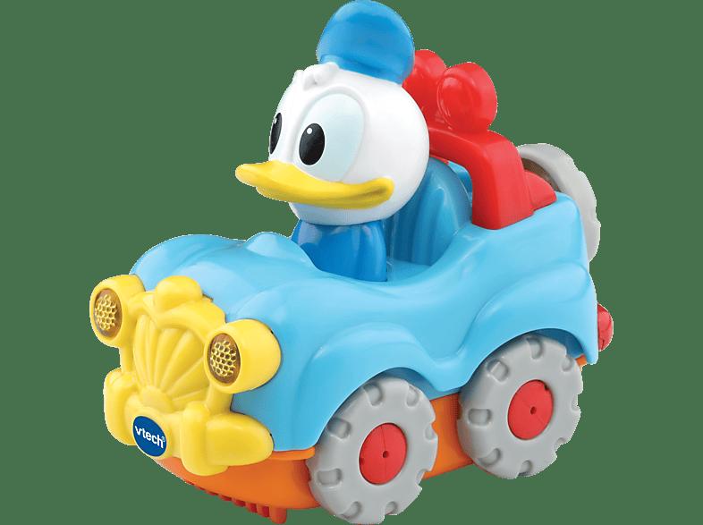 VTECH Tut Tut Baby Flitzer - Donalds Geländewagen Spielzeugauto, Mehrfarbig