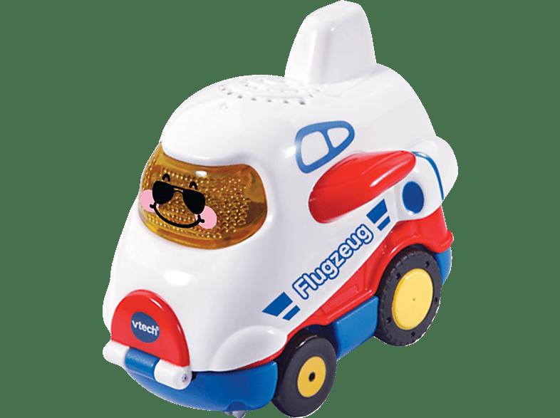 VTECH Tut Tut Baby Flitzer - Press & Go Flugzeug Spielzeugauto, Mehrfarbig