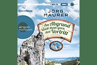 Jörg Maurer - Am Abgrund Lässt Man Gern Den Vortritt (SA) - (MP3-CD)