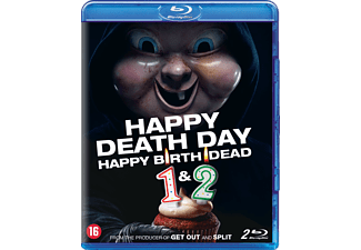 Happy Birth Dead 1 & 2 - Blu-ray