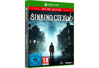 The Sinking City - Limited Day One Edition - [Xbox One]