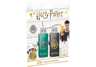 EMTEC Clé USB 2-pack M730 Harry Potter 32 GB (ECMMD32GM730HP02P2)