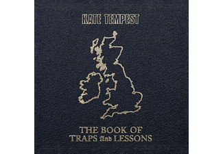 Kate Tempest - The Book Of Traps And Lessons (Vinyl LP (nagylemez))