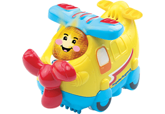 VTECH Tut Tut Babyflitzer - Propellerflugzeug Spielzeugauto, Mehrfarbig